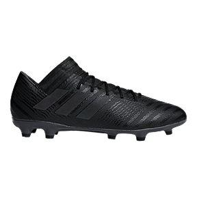 b31fbc97c5d3 adidas Men s Nemeziz 17.3 FG Outdoor Soccer Cleats - Black