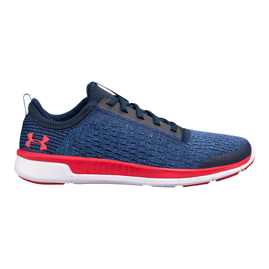 0f6632e6624a Under Armour Kids  Lightning 2 Grade School Running Shoes - Navy White Red