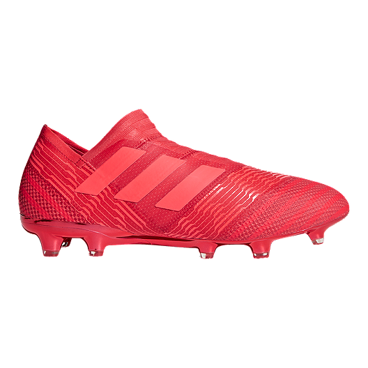 2df0066b9 adidas Men s Nemeziz 17+ 360 Agility FG Outdoor Soccer Cleats - Coral