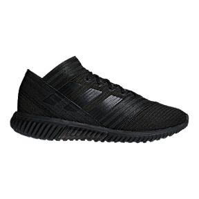 3986d1d99 adidas Men's Nemeziz Tango 17.1 TR Indoor Soccer Shoes - Black