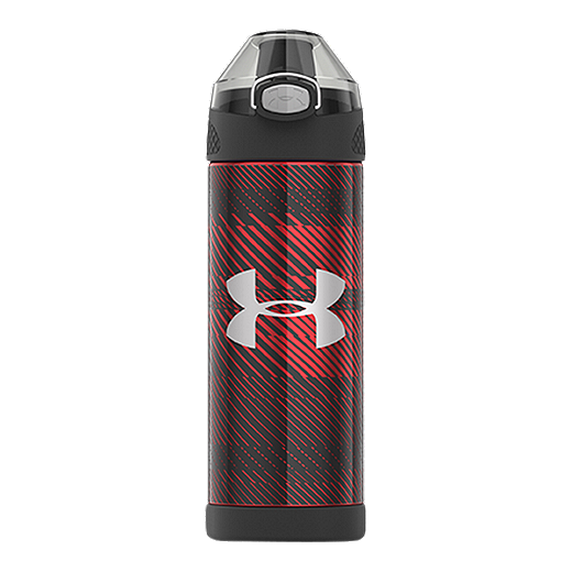 7f86a8ef Under Armour Insulated Kids 16 oz Water Bottle - Speed Lines
