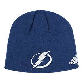 new product 67e94 68557 Tampa Bay Lightning adidas Beanie