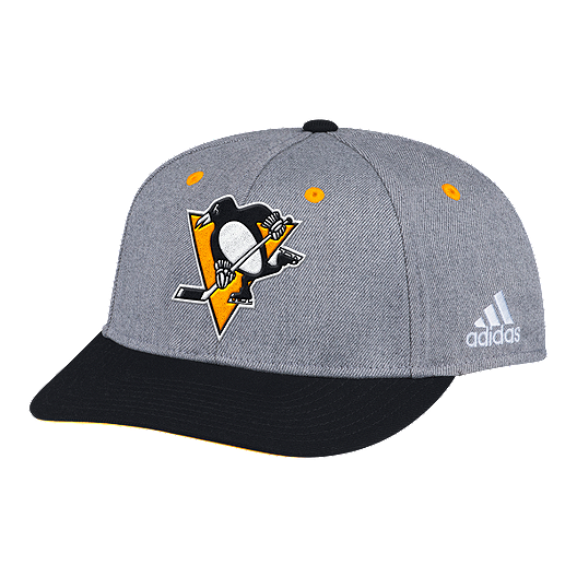 san francisco b90bc 549bc Pittsburgh Penguins adidas 2 Tone Structured Adjustable Hat   Sport Chek