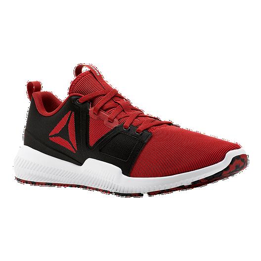 e21d38dc38b4a Reebok Men s HydroRush Training Shoes - Red Black White