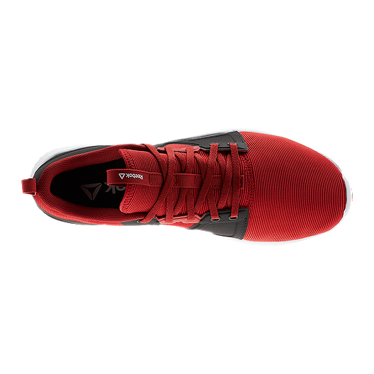 Reebok Men s HydroRush Training Shoes - Red Black White  69a5d368e
