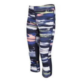 New Balance Women's Impact Printed Running Capri Tights
