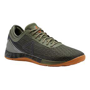 e100ee7ff32cd6 Reebok Men s CrossFit Nano 8 Training Shoes - Camo Hunter Green