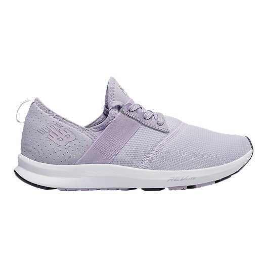 7a138383c891 New Balance Women s FuelCore Nergize Training Shoes - Thistle White ...
