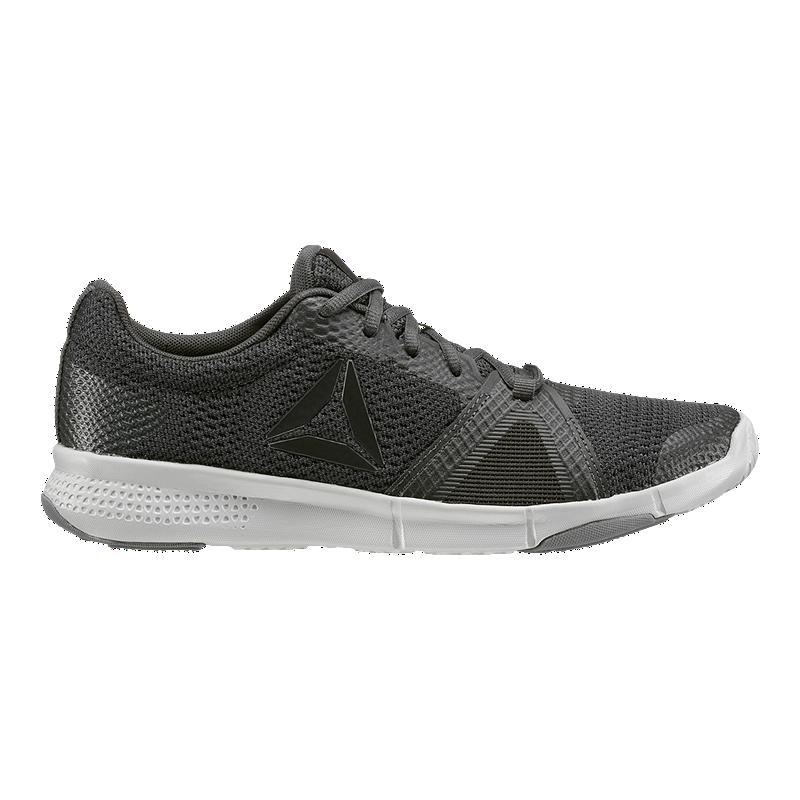Reebok Women s Flexile Training Shoes - Coal Black Skull Grey ... 1feea34cd