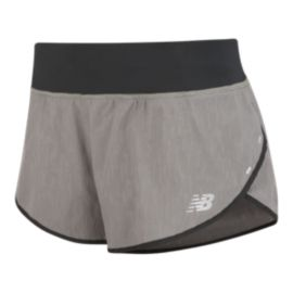 "New Balance Women's 3"" Jacquard Running Shorts"
