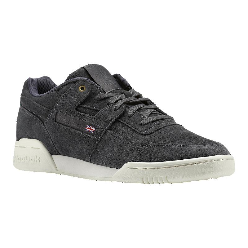8ef1a1904cdc0 Reebok Men s X Montana Cans Workout Plus Shoes - Stealth Chalk ...