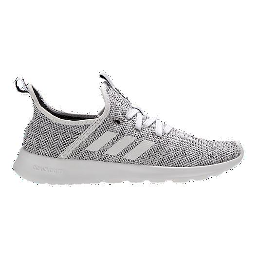 47239c090a adidas Women's CloudFoam Pure Shoes - White/Black