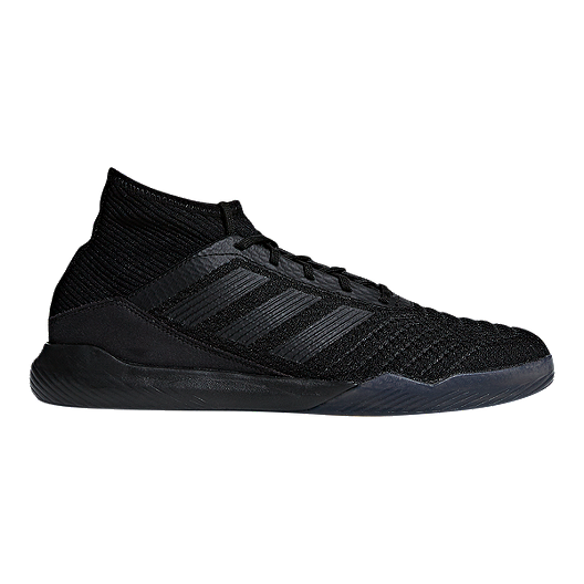 c392a77a2 adidas Men's Predator Tango 18.3 Indoor Soccer Shoes - Black/White | Sport  Chek