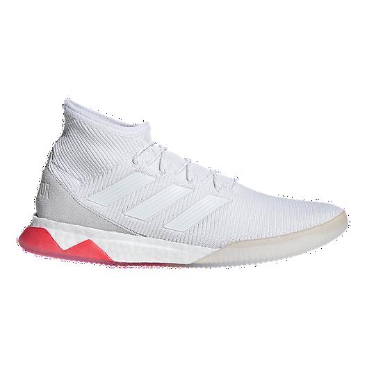 70a540dbf9d69 adidas Men's Predator Tango 18.1 TR Soccer Shoes - White