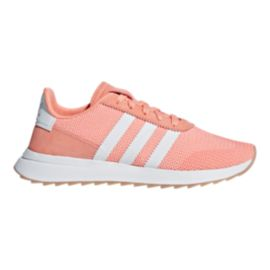adidas Women's FLB_Runner Shoes - Coral/White/Gum