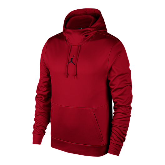 buy best check out coupon code Nike Men's Jordan 23 Alpha Therma Pullover Basketball Hoodie