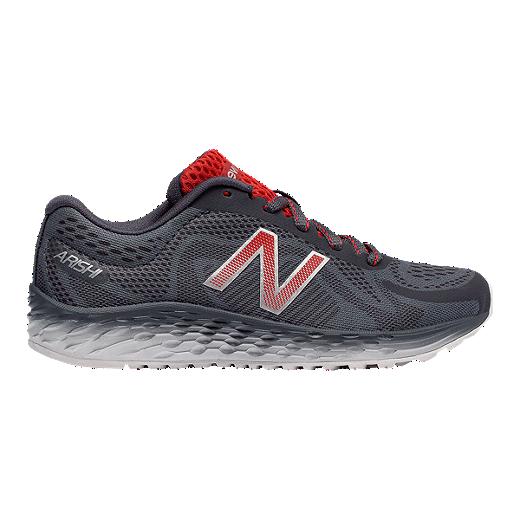 3116392a0ebce New Balance Kids' Arishi Grade School Shoes - Grey/Red | Sport Chek
