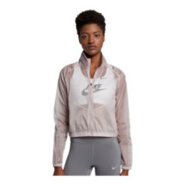 Nike Women's Transparent Gem Running Jacket