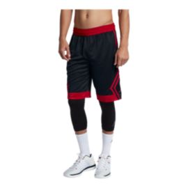 Nike Men's Jordan Rise Diamond Basketball Shorts