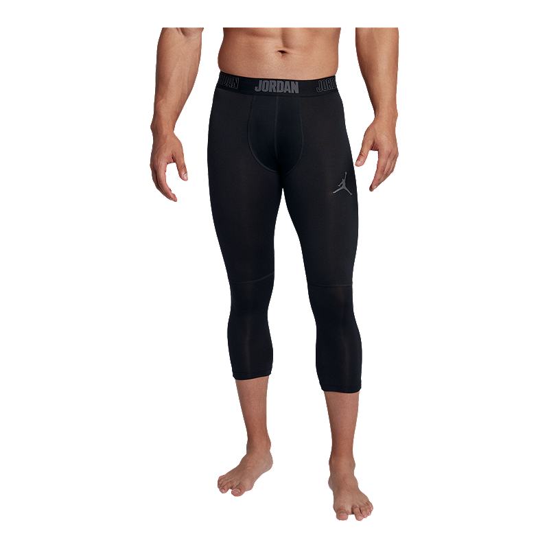 f7968ca5543 Nike Dry Men's Jordan 23 Alpha 3/4 Basketball Tights | Sport Chek