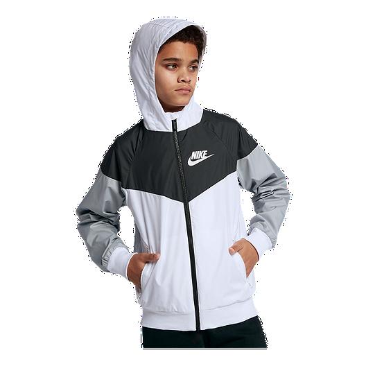 new style af10a 8f586 Nike Sportswear Boys  HD Windrunner Jacket   Sport Chek
