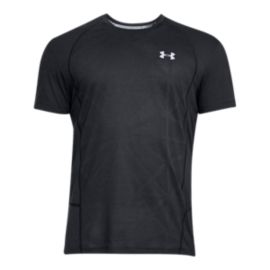 Under Armour Men's Threadborne Swyft V-Neck Running T Shirt