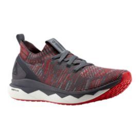 Reebok Men's Floatride Run RS Ultraknit Running Shoes - Grey/Red