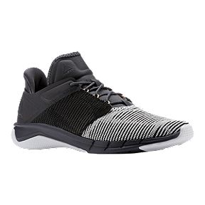 cf7be45a030 Reebok Women s Fast Flexweave Running Shoes - White Grey Black