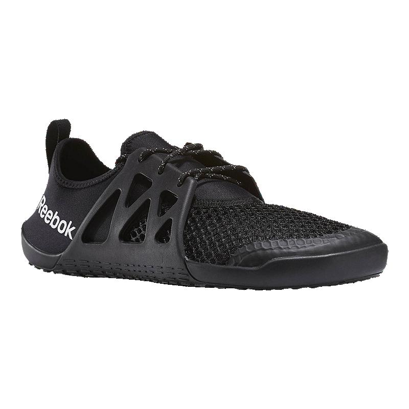 e9e6db741aa830 Reebok Men s Aqua Grip TR Water Shoes - Black White Pewter