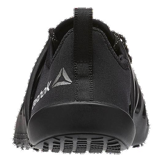 b1a0688360c6 Reebok Men s Aqua Grip TR Water Shoes - Black White Pewter
