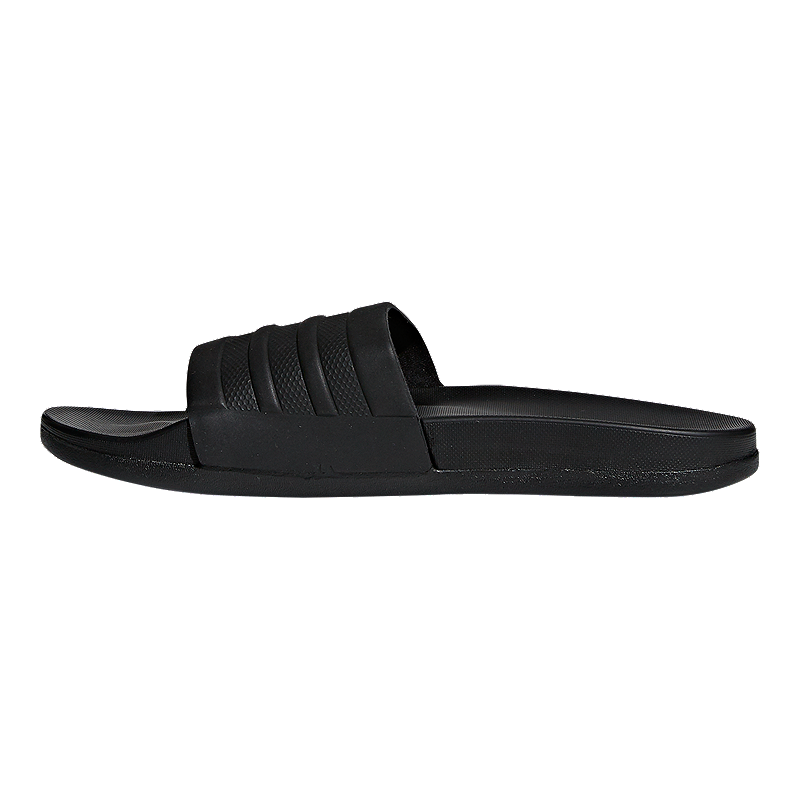 9124af252a5 adidas Women s Adilette CloudFoam Plus Sandals - Black