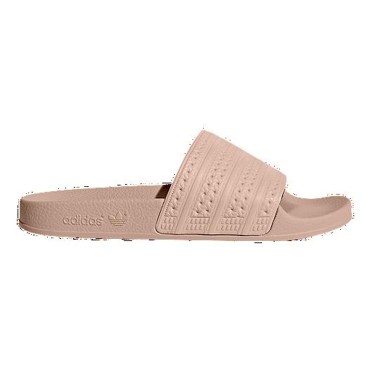 1bd5a04ffe54 adidas Originals Women s Adilette Sandals - Ash Pearl