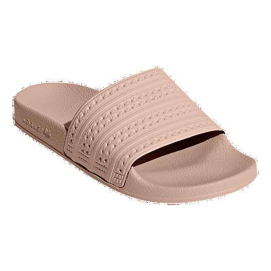 6f36655c787b adidas Originals Women s Adilette Sandals - Ash Pearl. (0). View Description