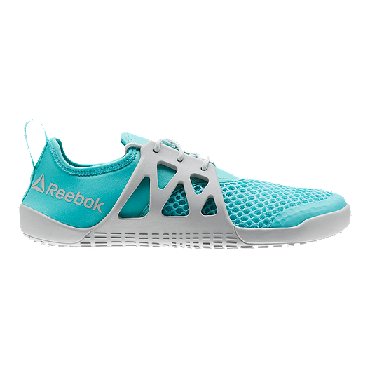 85a5dc336072 Reebok Women s Aqua Grip TR Water Shoes - Turquoise Skull Grey ...