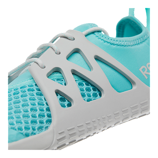 ac17a692b7 Reebok Women s Aqua Grip TR Water Shoes - Turquoise Skull Grey. (0). View  Description