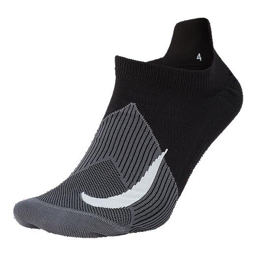 Nike Men's Run Elite Lightweight No Show Tab Socks   Sport Chek