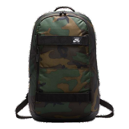 ccd56fe549824 Nike SB Courthouse Backpack - Camo   Sport Chek