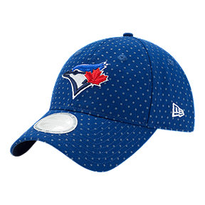 bf4349739d2 Toronto Blue Jays Women s New Era Dotted Shine Cap