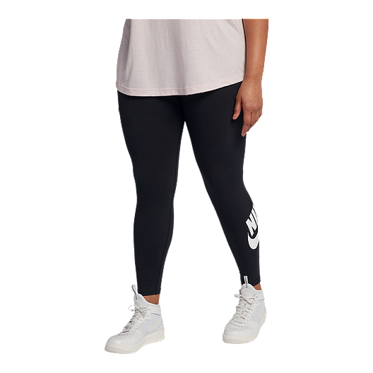 62a44bcc108766 Nike Sportswear Women's Leg-A-See High-Waisted Plus Size Tights | Sport Chek