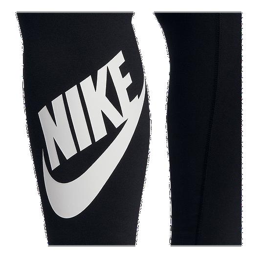 263576e1d5eff Nike Sportswear Women's Leg-A-See High-Waisted Plus Size Tights. (2). View  Description