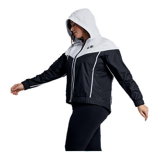Nike Sportswear Women's Windrunner Plus Size Jacket