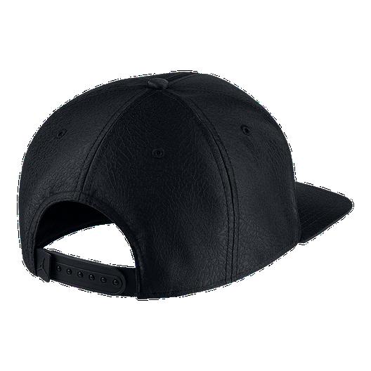 617862f2a02e48 Nike Jordan Jumpman Elephant Print Ingot Pro Hat - Black   Gold. (0). View  Description