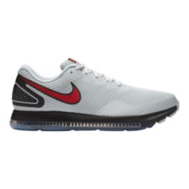 Nike Men's Zoom All Out Low 2 Running Shoes - Grey/Black/Red