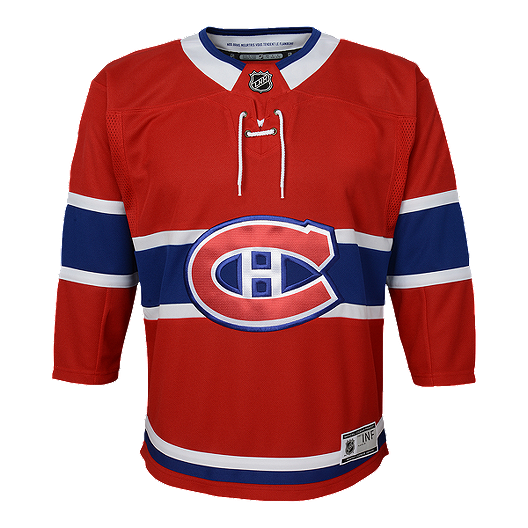 size 40 b8fa8 e94ce Montreal Canadiens Infant Home Hockey Jersey