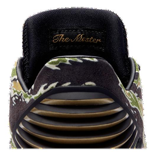 2c337dc6d95a Nike Air Jordan Kids  Ghost Low Grade School Basketball Shoes - Black Gold  White. (0). View Description
