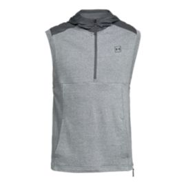 Under Armour Men's Threadborne Terry Sleeveless Hoodie