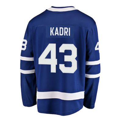 leafs home jersey