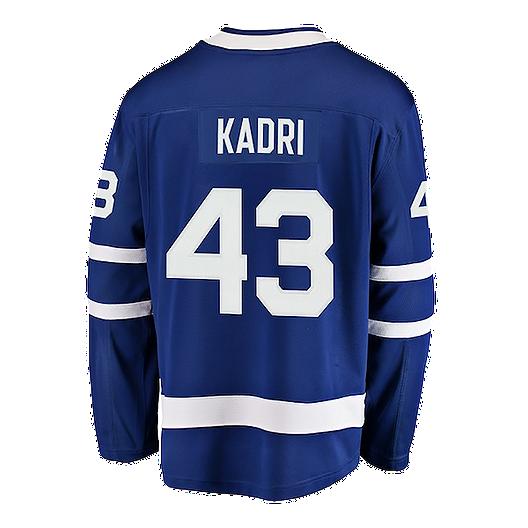 0ac9c5b706f Toronto Maple Leafs Fanatics Nazem Kadri Replica Home Jersey