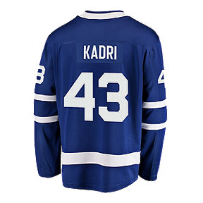 Toronto Maple Leafs Fanatics Nazem Kadri Replica Home Jersey