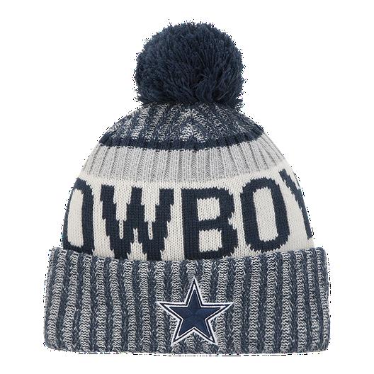 5cf46d0f6ca2c Dallas Cowboys New Era Official Cold Weather Sport Knit